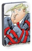 Trump Chaos Portable Battery Charger