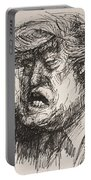 Trump Harmful Ignorant Portable Battery Charger
