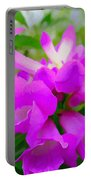 Trumpet Flower 1 Portable Battery Charger