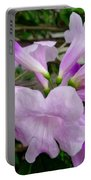Trumpet Flower 11 Portable Battery Charger