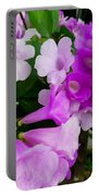 Trumpet Flower 2 Portable Battery Charger