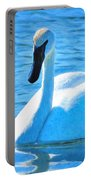Trumpeter Swan Impressions Portable Battery Charger
