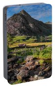 Tryfan Mountain Valley Portable Battery Charger