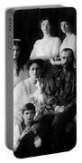 Tsar Nicholas II And His Family - 1913 Portable Battery Charger