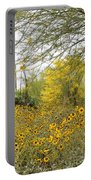 Tucson Wildflowers Portable Battery Charger