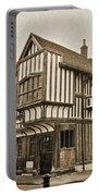 Tudor House Southampton Portable Battery Charger