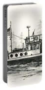 Tugboat Henrietta Foss Portable Battery Charger