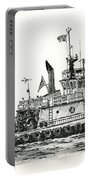 Tugboat Shelley Foss Portable Battery Charger