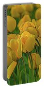 Tulip. Portable Battery Charger