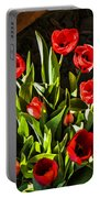Tulip Beauties Portable Battery Charger
