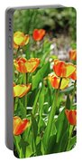 Tulip Bouquet Portable Battery Charger