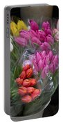 Tulip Bouquets Portable Battery Charger