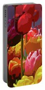 Tulip Confusion Portable Battery Charger