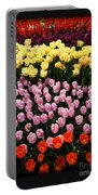 Tulip Greeting Card Portable Battery Charger