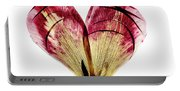 Tulip Heart Portable Battery Charger