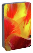Tulip In Bloom Portable Battery Charger