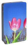 Tulip Panorama Portable Battery Charger