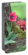 Tulip Poppie Portable Battery Charger