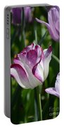 Tulip Splendor Portable Battery Charger