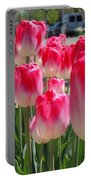 Tulip Time 2017 Portable Battery Charger
