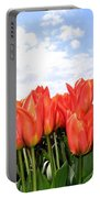 Tulip Town 17 Portable Battery Charger