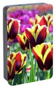 Tulip Treasures Portable Battery Charger