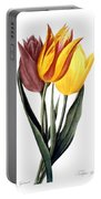 Tulip (tulipa Gesneriana) Portable Battery Charger