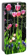 Tulipfest 10 Portable Battery Charger
