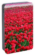 Tulips By The Million Portable Battery Charger