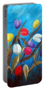 Tulips Galore II Portable Battery Charger
