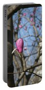 Tulips On Trees  Portable Battery Charger