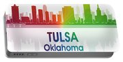 Tulsa Ok 1 Squared Portable Battery Charger