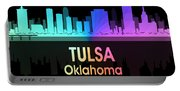 Tulsa Ok 5 Squared Portable Battery Charger