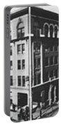 Tulsa, Oklahoma Panorama 1909 Portable Battery Charger