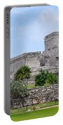 Tulum Mayan Ruins Portable Battery Charger