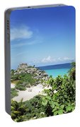 Tulum Ruins Portable Battery Charger