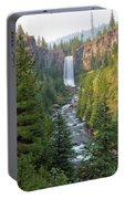 Tumalo Falls In Bend Oregon Portable Battery Charger