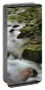 Tumbling Water Portable Battery Charger