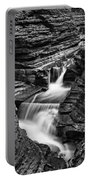 Tumbling Waters #2 Portable Battery Charger