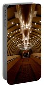 Tunnel Abstract Portable Battery Charger