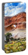 Tunnel Arch Trail View Portable Battery Charger