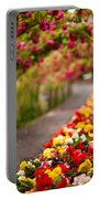 Tunnel Of Roses Portable Battery Charger