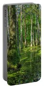 Tupelo Trees In Mississippi  Portable Battery Charger