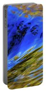 Turbulent Fall Reflections Portable Battery Charger