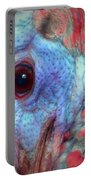 Turkey Head Shot Portable Battery Charger