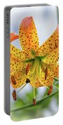 Turk's Cap Lily Portable Battery Charger