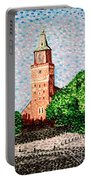 Turku Cathedral  Portable Battery Charger