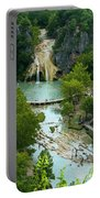 Turner Falls Grand View Two Portable Battery Charger