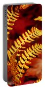 Turning To Autumn Portable Battery Charger