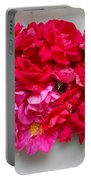 Turning Up Roses Portable Battery Charger